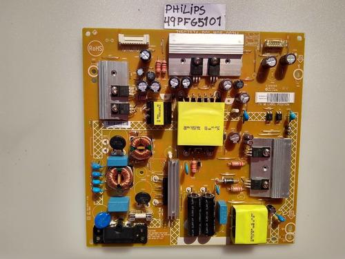 Placa Fuente Philips 49pfg5101 Cod 715g7574-p01-w08-002m