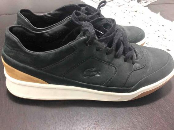 Sapato Lacoste Preto. No 36