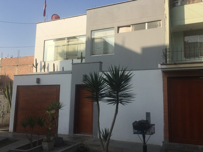 Remato Casa En La Molina (no Tiene Titulo)