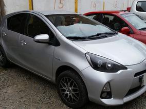 Vendo Toyota Prius C Sport 2012 Flamante Acepto Vehiculo