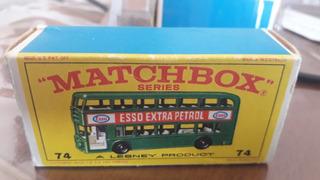 Miniatura Matchbox Lesney Daimler Bus Made In England 60