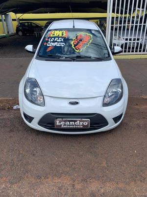 Ford Ka 1.0 Mpi Fly 8v Flex 2p Manual