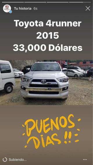 Toyota 4runner 1