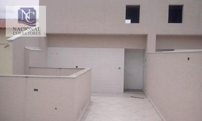 Cobertura Residencial À Venda, Vila Vitória, Santo André. - Co2412