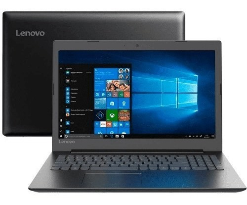 Notebook Lenovo Gamer Ideapad 330 Intel Core I7-8550u 8gb
