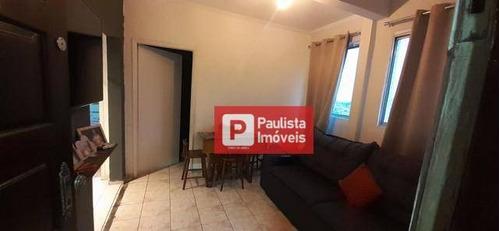 Imagem 1 de 14 de Apartamento Com 2 Dormitórios À Venda- Centro - São Vicente/sp - Ap31705