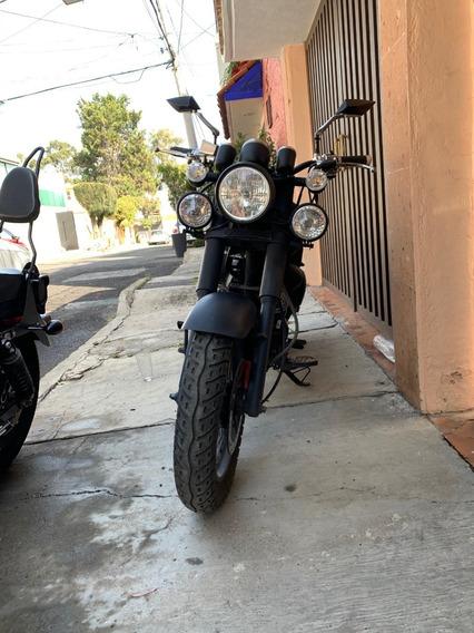 Moto Itlaika Tc 200, Modelo 2014, 8000km, Todo Pagado