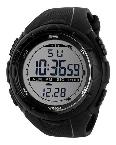Relógio Digital Masculino Skmei 1025 A Prova D