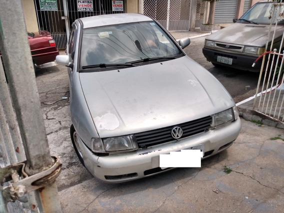 Polo Classic Sedan 1.8 - Volks - Volkswagen - Polo 1.8