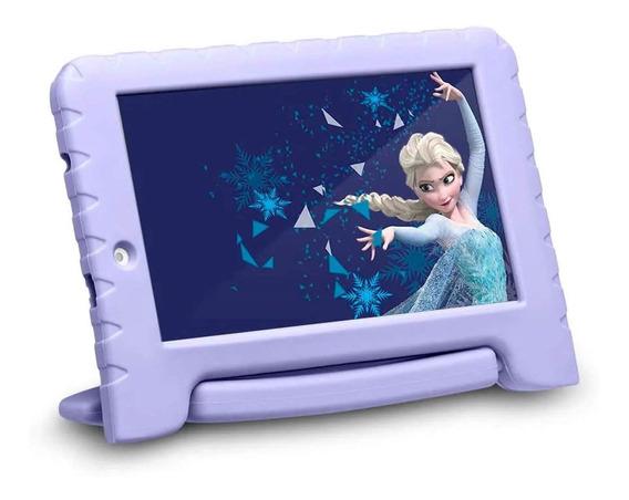 Tablet Multilaser Frozen Plus Lilás Com 7 Wi-fi Android