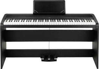 Piano Digital Electrico Korg B1sp Mueble 3 Pedales 88 Teclas
