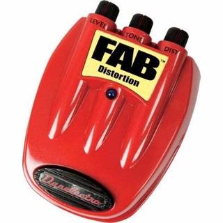 Pedal Fab Distortion Danelectro