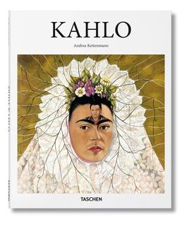 Lote X 2 Libros Frida Kahlo Diego Rivera Kettenmann Taschen