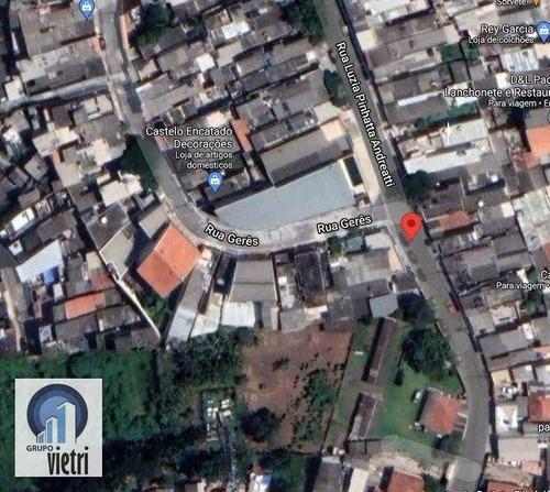 Imagem 1 de 1 de Área À Venda, 4000 M² Por R$ 5.000.000 - Jardim Aurélio - São Paulo/sp - Ar0095
