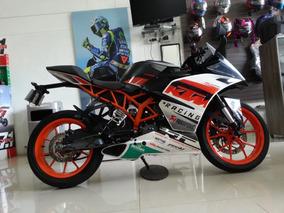 Ktm Rc 200 2017