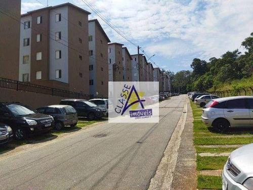 Imagem 1 de 8 de Apartamento Com 2 Dormitórios À Venda, 52 M² Por R$ 185.000 - Parque São Vicente - Mauá/sp - Ap0738