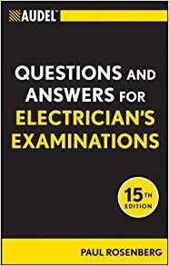 Audel Preguntas Y Respuestas Para Electricistas Exámenes 15