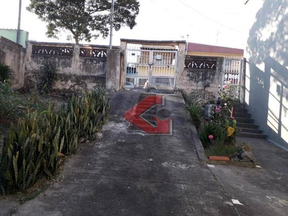 Terreno À Venda, 365 M² Por R$ 540.000 - Jardim Lavínia - São Bernardo Do Campo/sp - Te0268