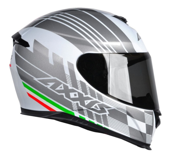 Capacete Axxis Eagle Italy - Veja 2 Cores