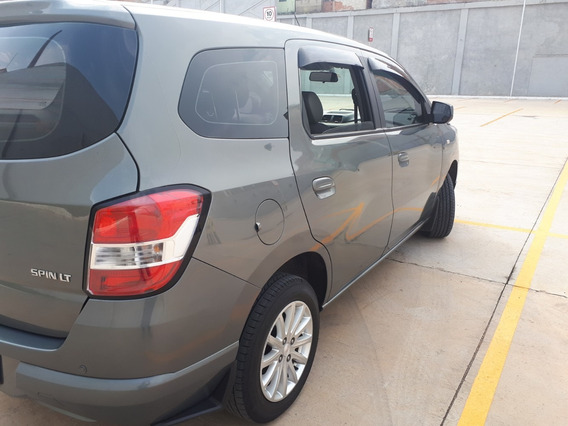 Spin 2013 1.8 Aut.5 Lugares Gnv