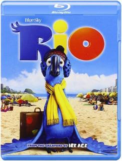 Blu-ray : Bible - Rbig - Mrs. Doubtfirebrio - Rio (dolby...