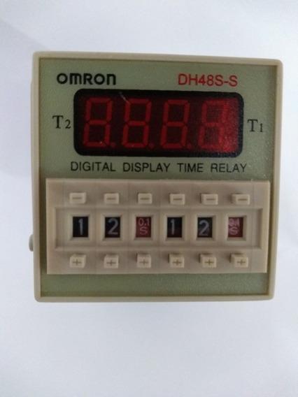 Onron Dh48s-s Temporizador De Ciclo Relé D Retardado Digital