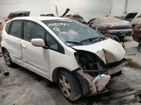 Desarmo Honda Fit 2011 Automatico Motor 1.5