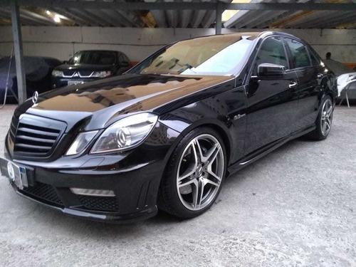 Mercedes-benz Classe E E63 Amg V8 525cv