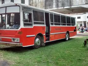 Colectivo Deutz Oa101 Motor 913 Turb