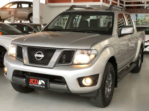 Nissan Frontier 2.5 Sv Attack 4x4 At