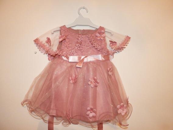 Vestido Importado Infantil