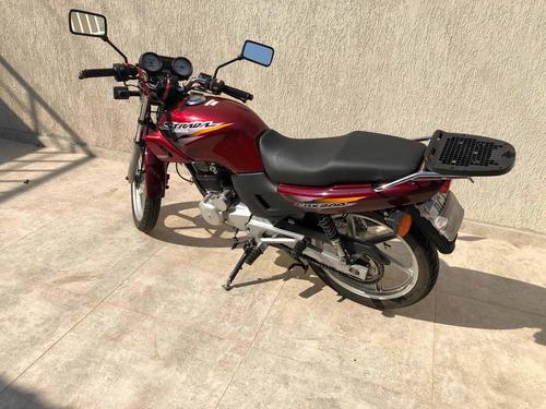 Imagem 1 de 5 de Honda Cbx 200 Strada
