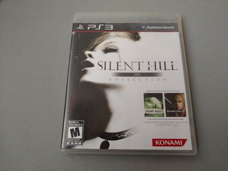 Silent Hill Hd Collection Original Para Ps3