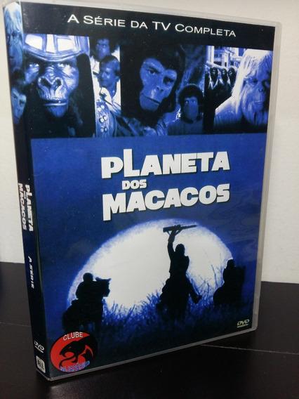 O Planeta Dos Macacos - Serie Clássica Dublada ( 4 Dvds )