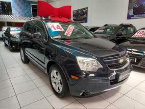 Chevrolet Captiva 2.4 16v (aut) Gasolina Automático
