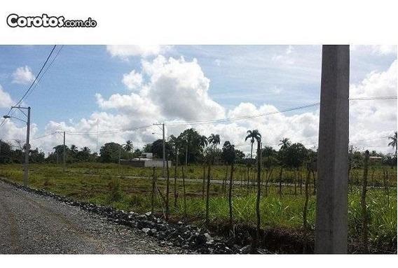 Gran Oferta De Solares En Santo Domingo Norte