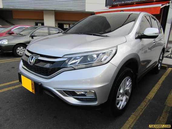 Honda Cr-v Ex L Cat 2.4 4x4