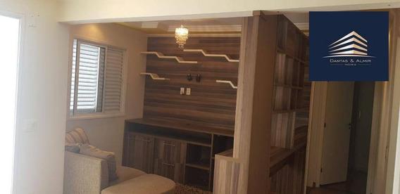 Apartamento Na Vila Augusta, Condomínio Suprema, 75m², 2 Dormitórios, 1 Suíte, 2 Vagas Cobertas. - Ap0710