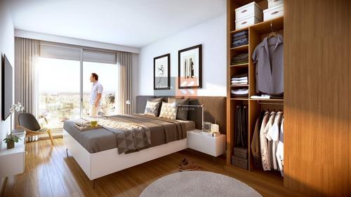 Apartamento 1 Dormitorio En El Centro- Ref: 6935