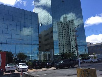 Sala Comercial No Jfc Trade Center Para Locação