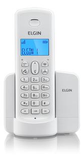 Telefone sem fio Elgin TSF-8001 branco