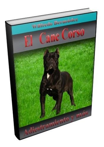 Libro Electrónico El Cane Corso  Adiestramiento Y Más