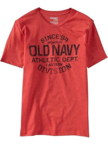 Remeras Old Navy Originales Varios Talles Importadas Nuevas!