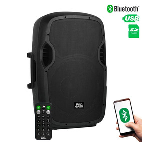 Caixa Amplificada Ativa Bluetooth