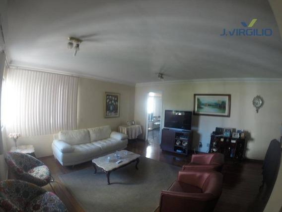 Apartamento Com 4 Dormitórios À Venda, 154 M² Por R$ 480.000 - Setor Oeste - Goiânia/go - Ap0498