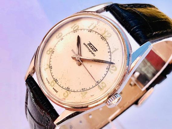 Relógio De Pulso Militar Suíço Tissot Calibre 783 Automático