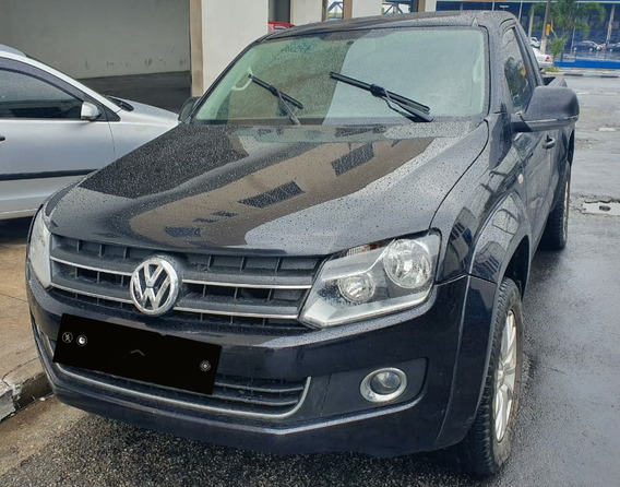 Volkswagen Amarok 2.0 Cab. Simples 4motion 2p 2012