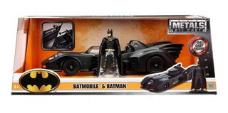 Batimóvil Batman 1989 Escala - Giro Didactico