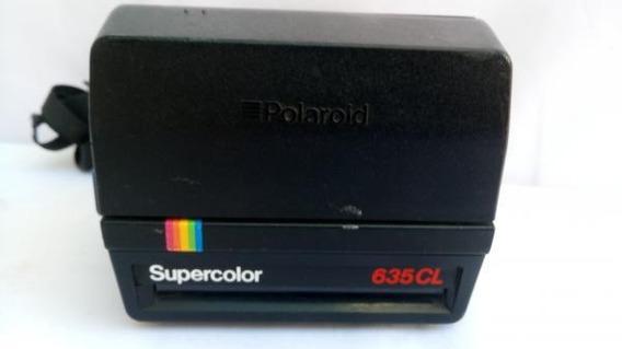 Câmera Polaroid 635cl
