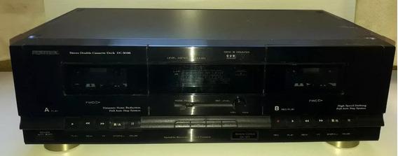 Tape Deck Fortex Duplo Dc 3038